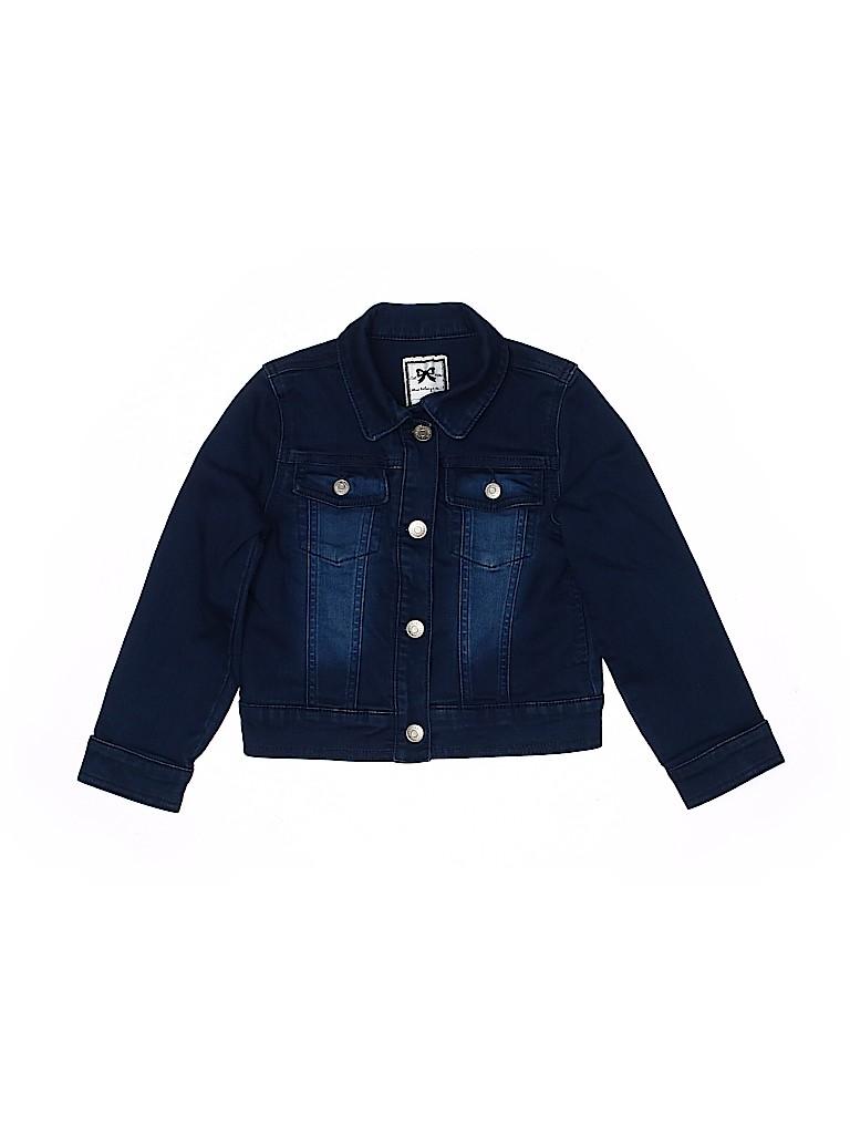Gymboree Girls Denim Jacket Size 5 - 6