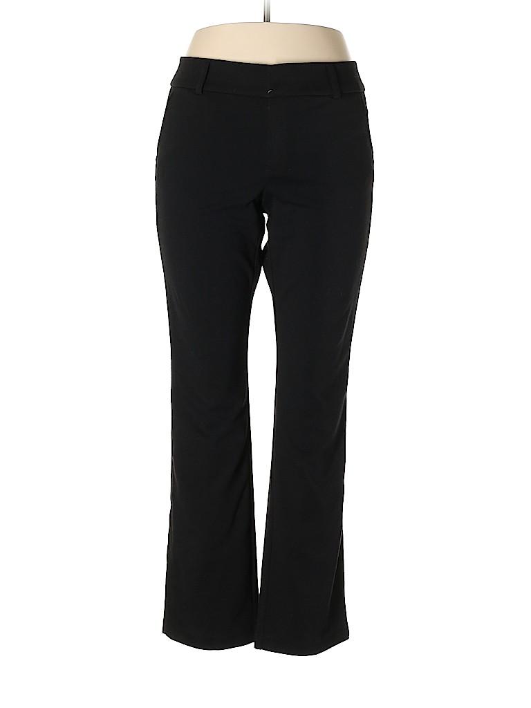 Daisy Fuentes Women Dress Pants Size XL