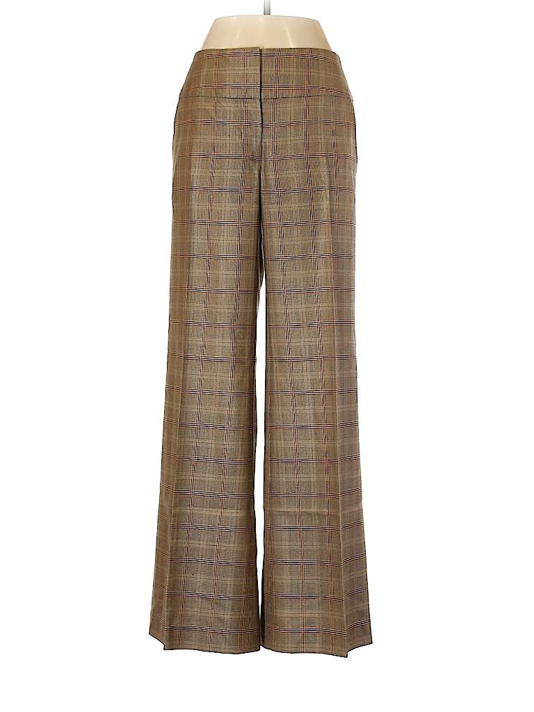 Diane von Furstenberg Women Silk Pants Size 2