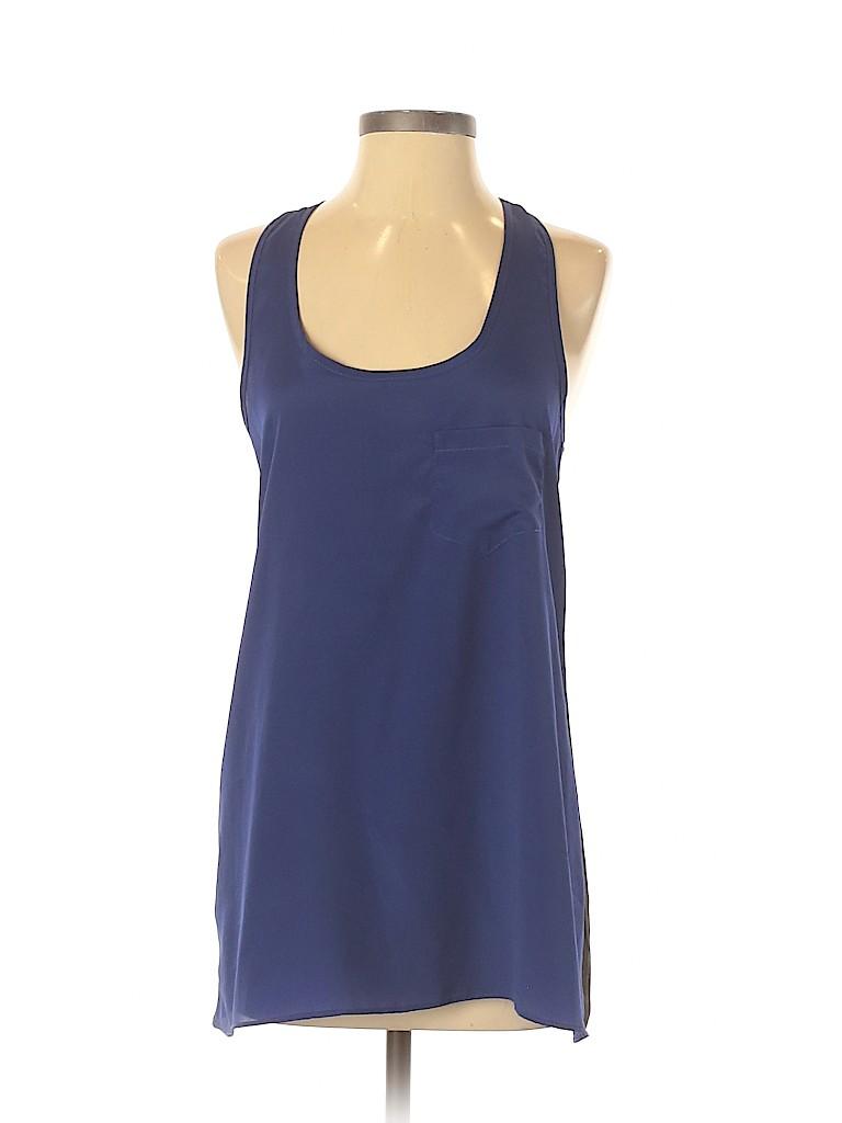 Necessary Objects Women Sleeveless Blouse Size S
