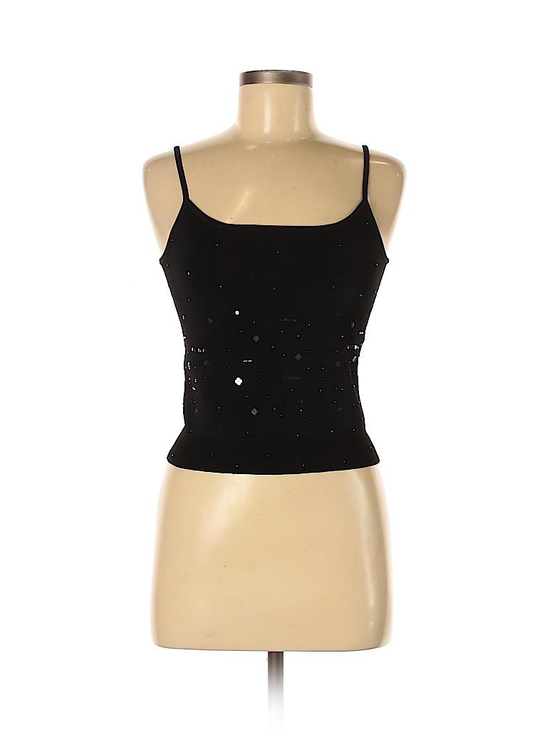 Nicole Miller Women Sleeveless Top Size S
