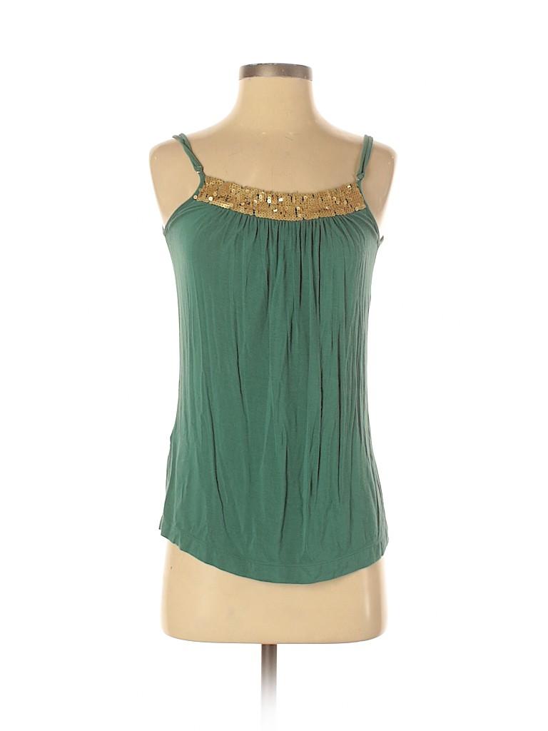 BCBGMAXAZRIA Women Sleeveless Top Size XS