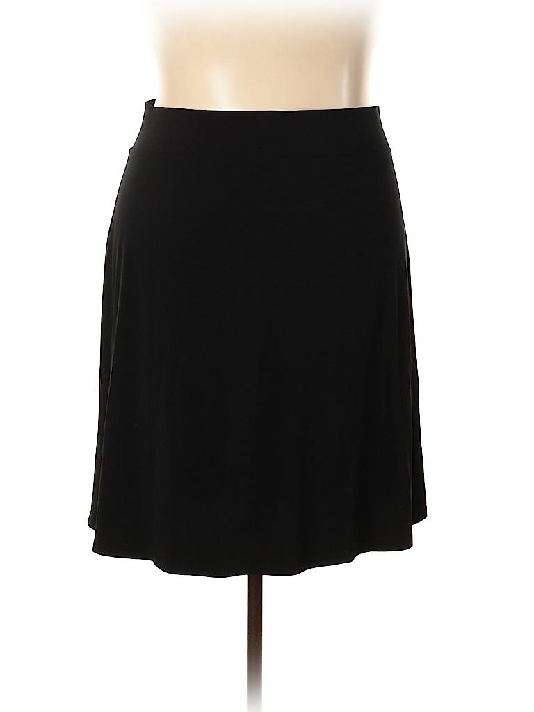 Merona Women Casual Skirt Size XXL