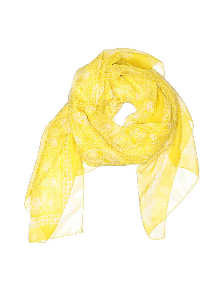 Alexander McQueen Women Silk Scarf One Size