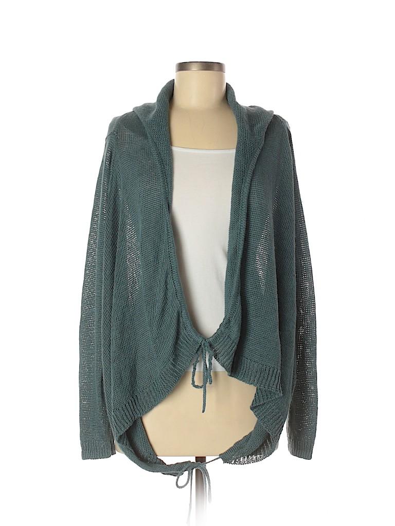 360 Sweater Women Cardigan Size M