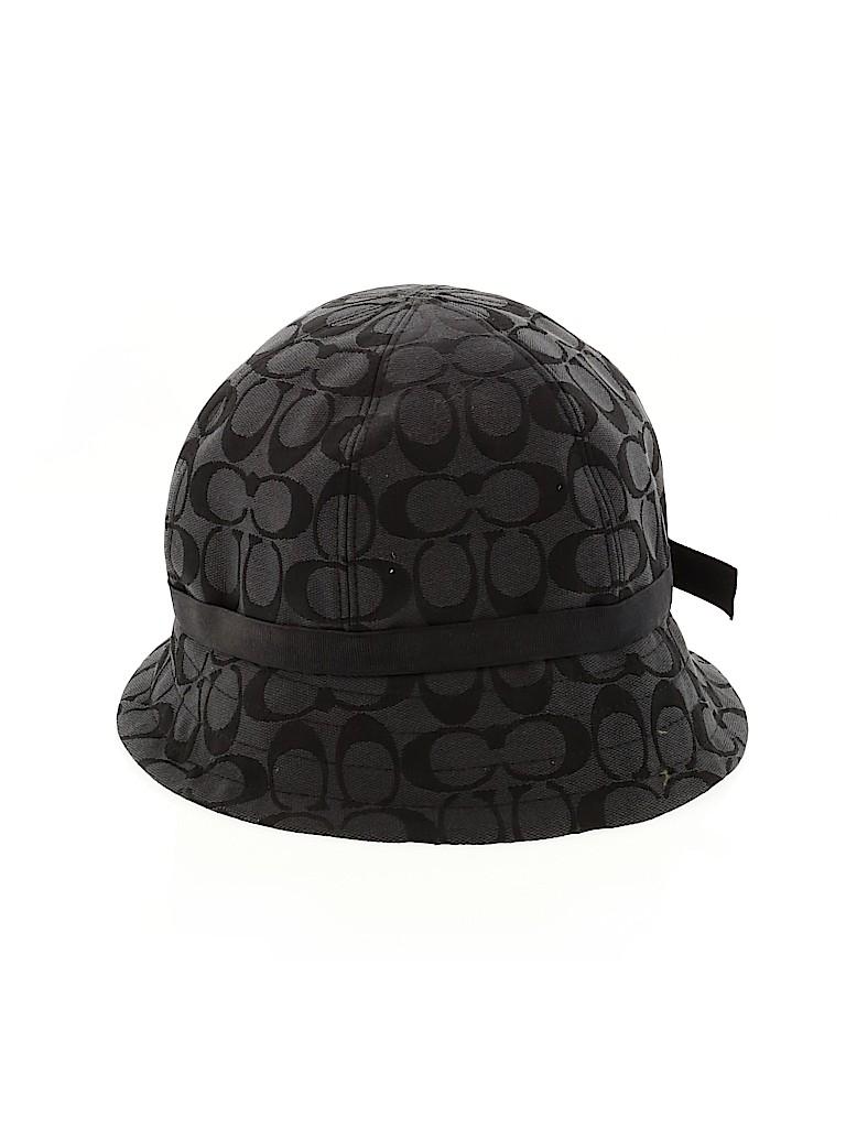 Coach Women Hat Size Med - Lg