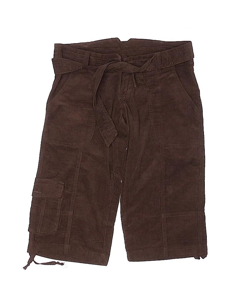Unbranded Women Cargo Shorts Size 38 (EU)