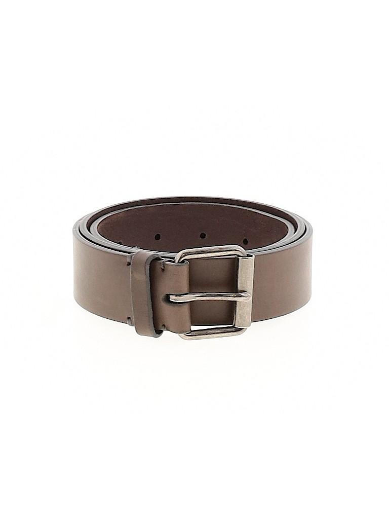 Cole Haan Women Leather Belt Size M