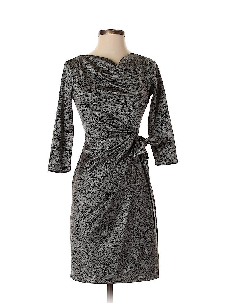 Ann Taylor Women Casual Dress Size XXS