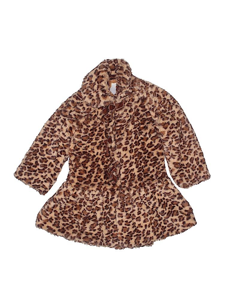 Pluot Girls Coat Size 4