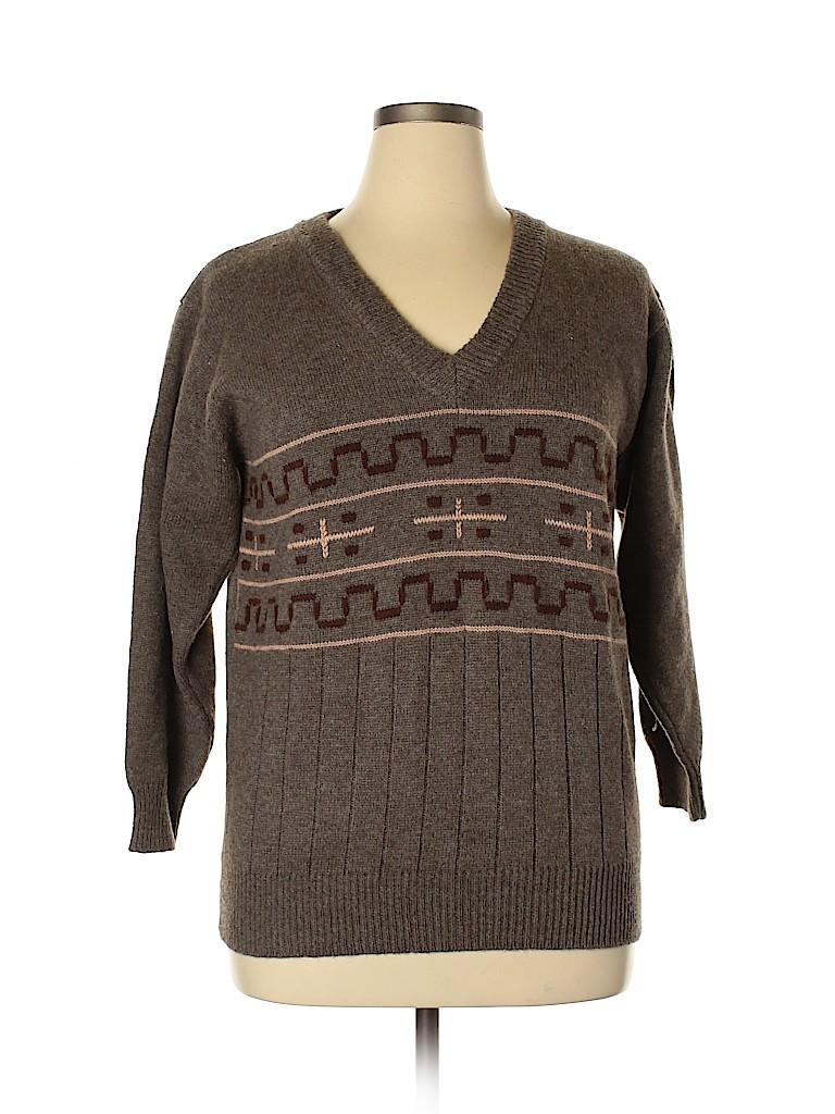 Assorted Brands Women Pullover Sweater Size XL