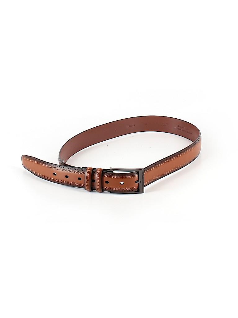 Perry Ellis Portfolio Women Leather Belt Size S