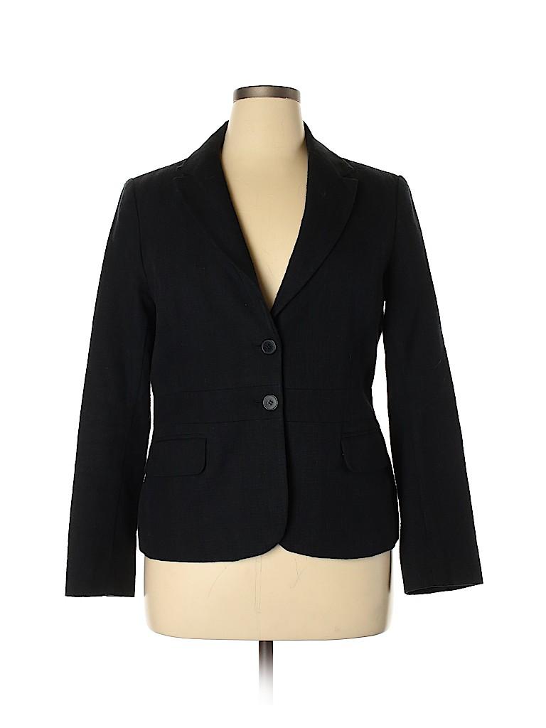 New York & Company Women Blazer Size 16