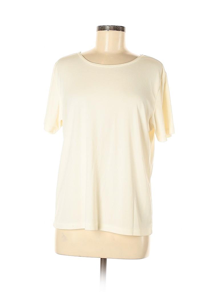 David Dart Women Short Sleeve T-Shirt Size M