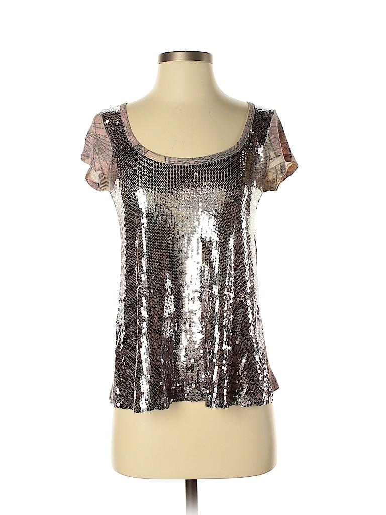 Daytrip Women Short Sleeve T-Shirt Size S