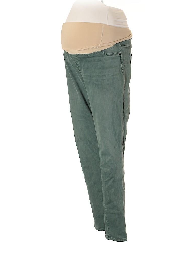 Ingrid + Isabel Women Jeans Size 6 (Maternity)