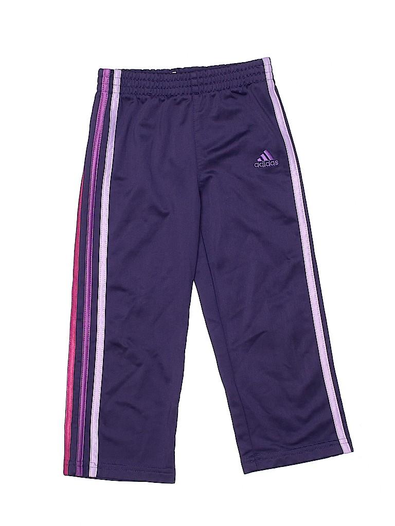 Adidas Girls Track Pants Size 3T