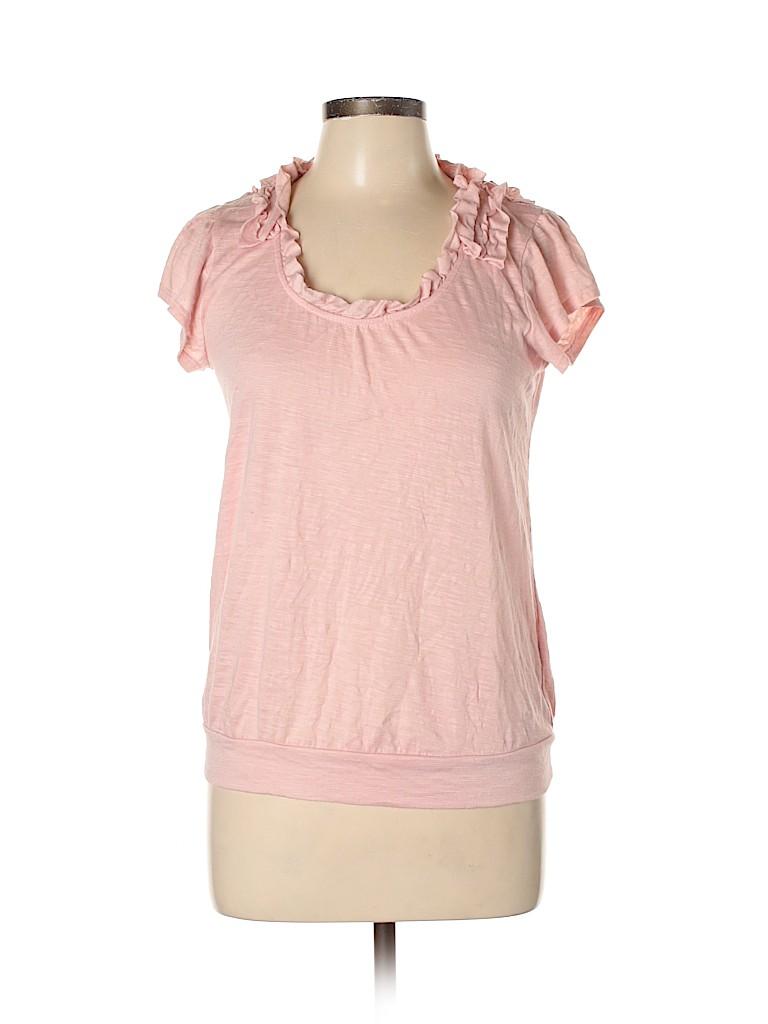 Self Esteem Women Short Sleeve Top Size XL
