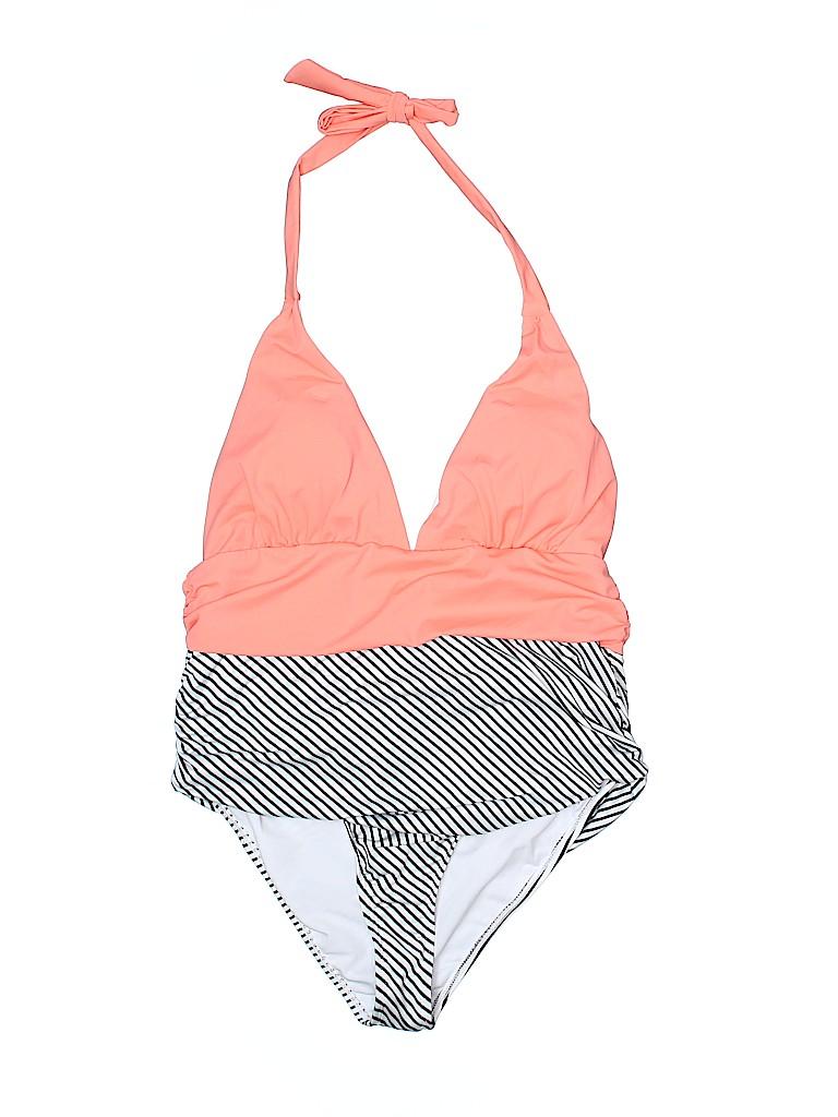 Zaful Women One Piece Swimsuit Size L