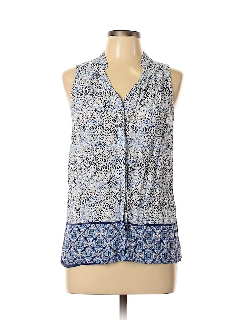 Assorted Brands Women Sleeveless Blouse Size M