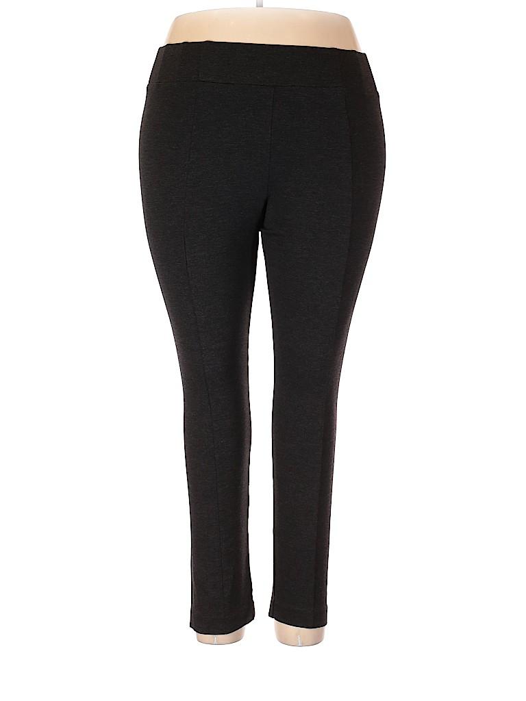 Molly & Isadora Women Dress Pants Size 18 (Plus)