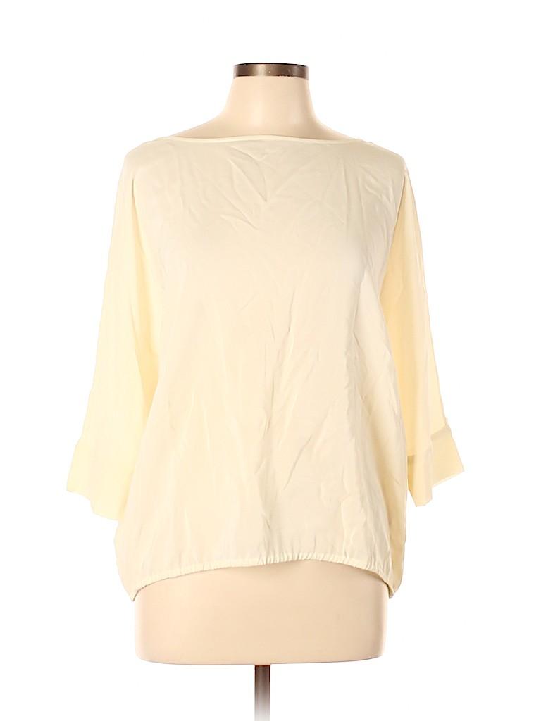 Joie Women 3/4 Sleeve Blouse Size M