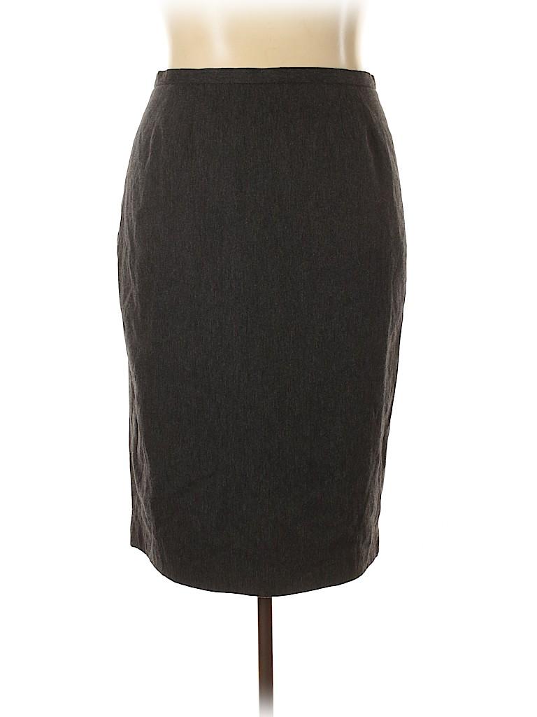 Joan Leslie Women Casual Skirt Size 18 (Plus)