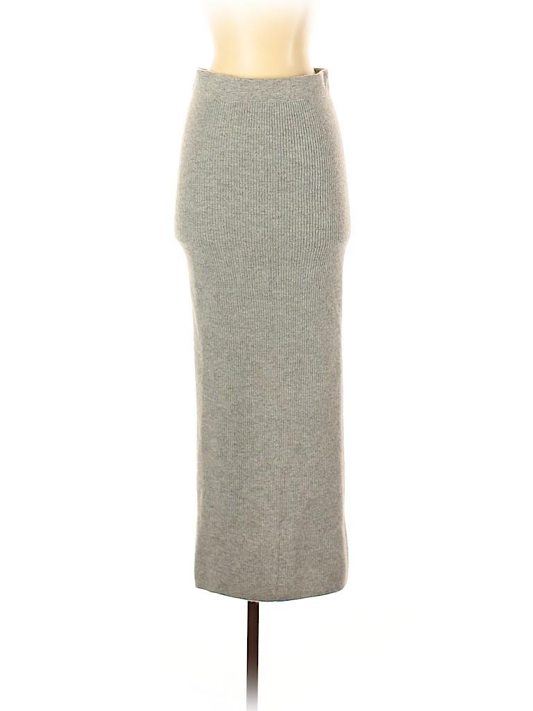 Oats Cashmere Women Casual Skirt Size M
