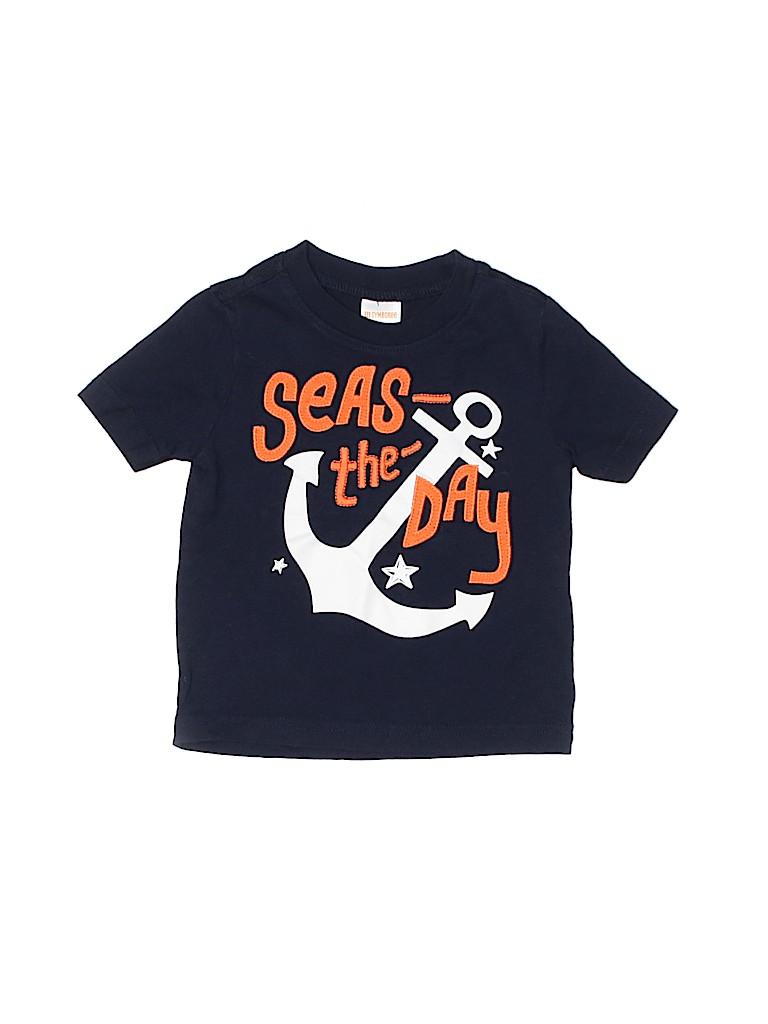 Gymboree Boys Short Sleeve T-Shirt Size 6-12 mo