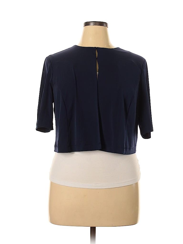 Cj Banks Women Jacket Size 16