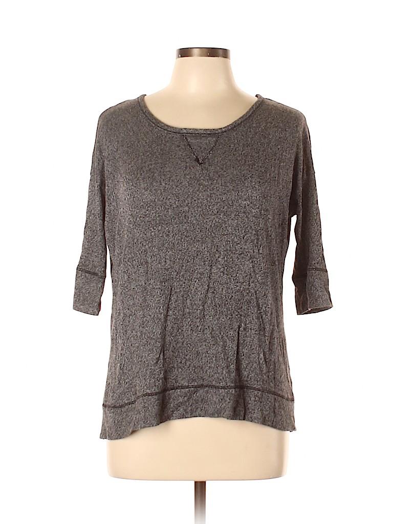 Assorted Brands Women 3/4 Sleeve Top Size M
