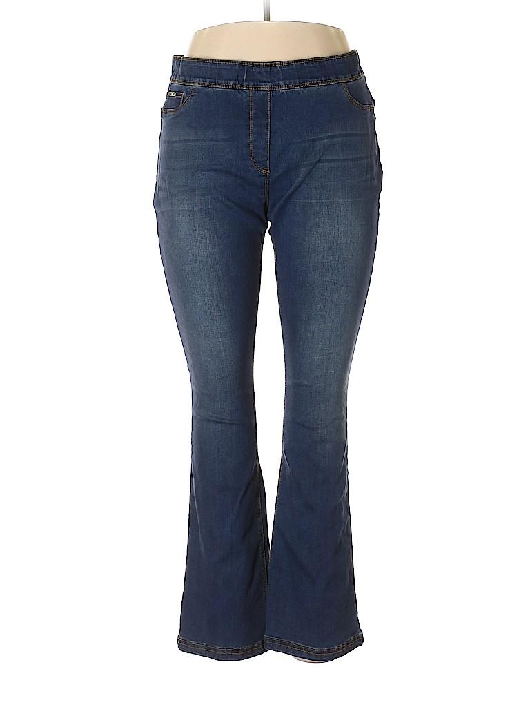 Coco + Carmen Women Jeans Size XL