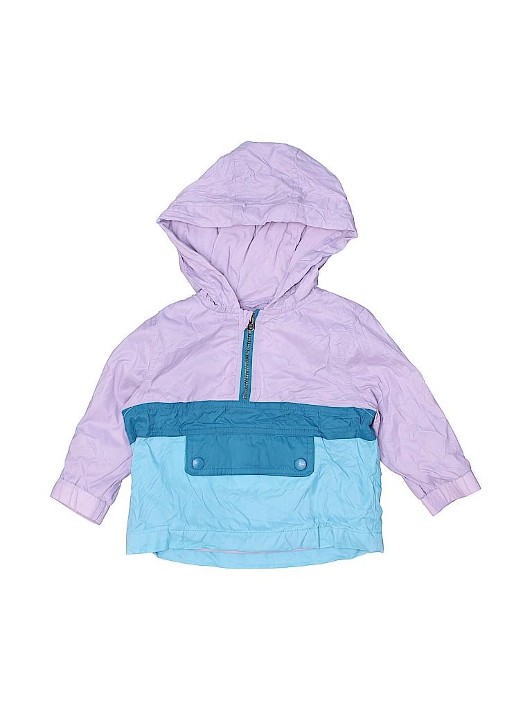 Gymboree Girls Raincoat Size 12-18 mo
