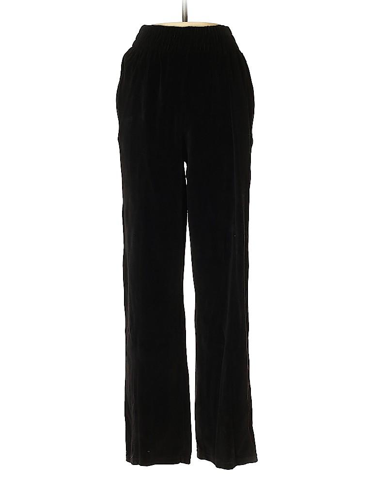 Good American Women Velour Pants Size 0