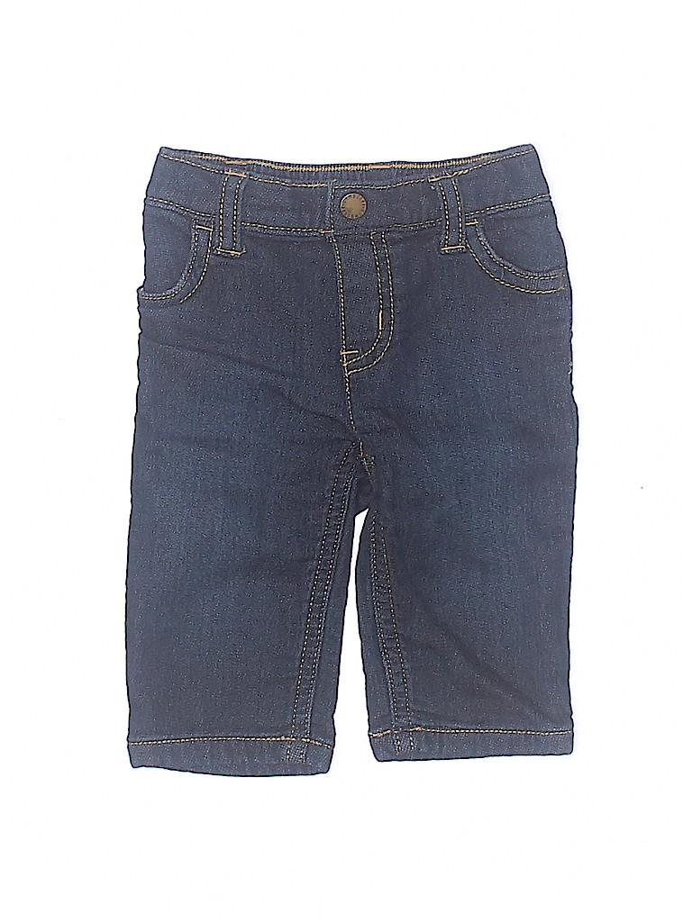 Gymboree Boys Jeans Size 3-6 mo