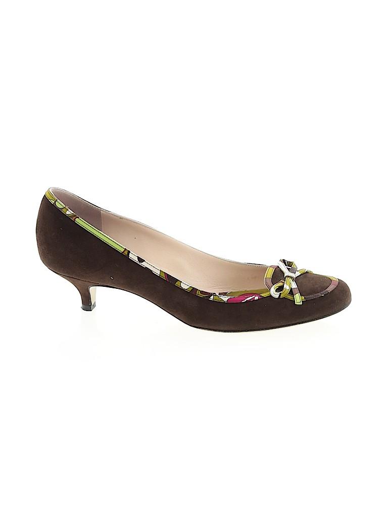 Emilio Pucci Women Heels Size 40 (EU)
