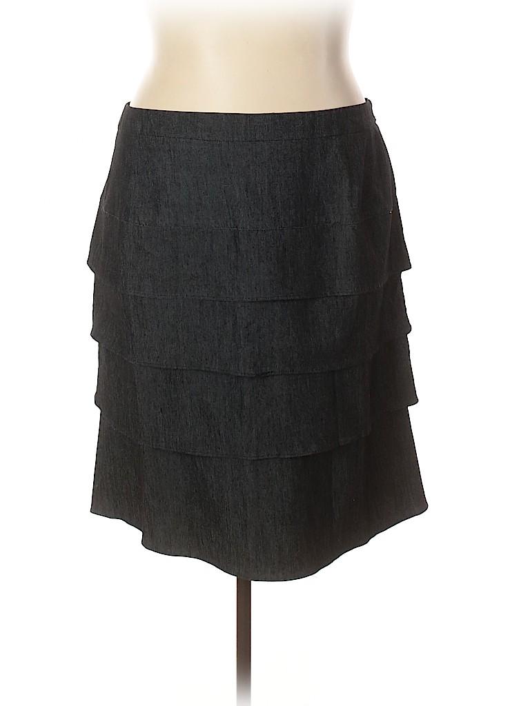 Sandro Women Casual Skirt Size 20 (Plus)