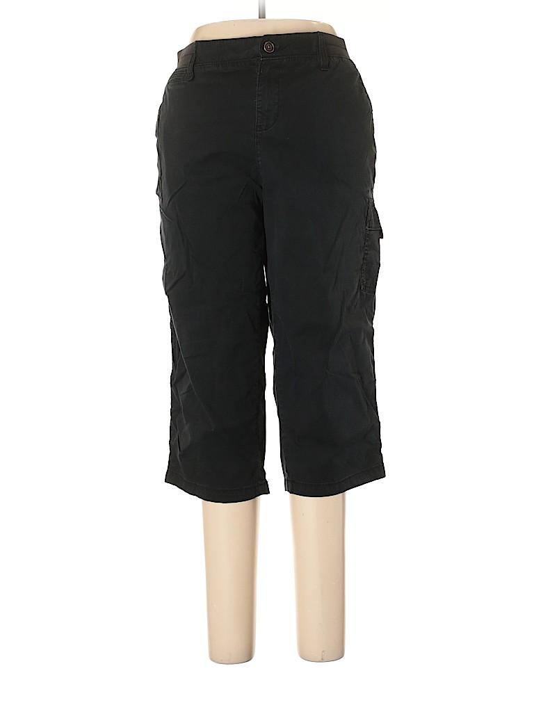 SONOMA life + style Women Casual Pants Size 16 (Plus)