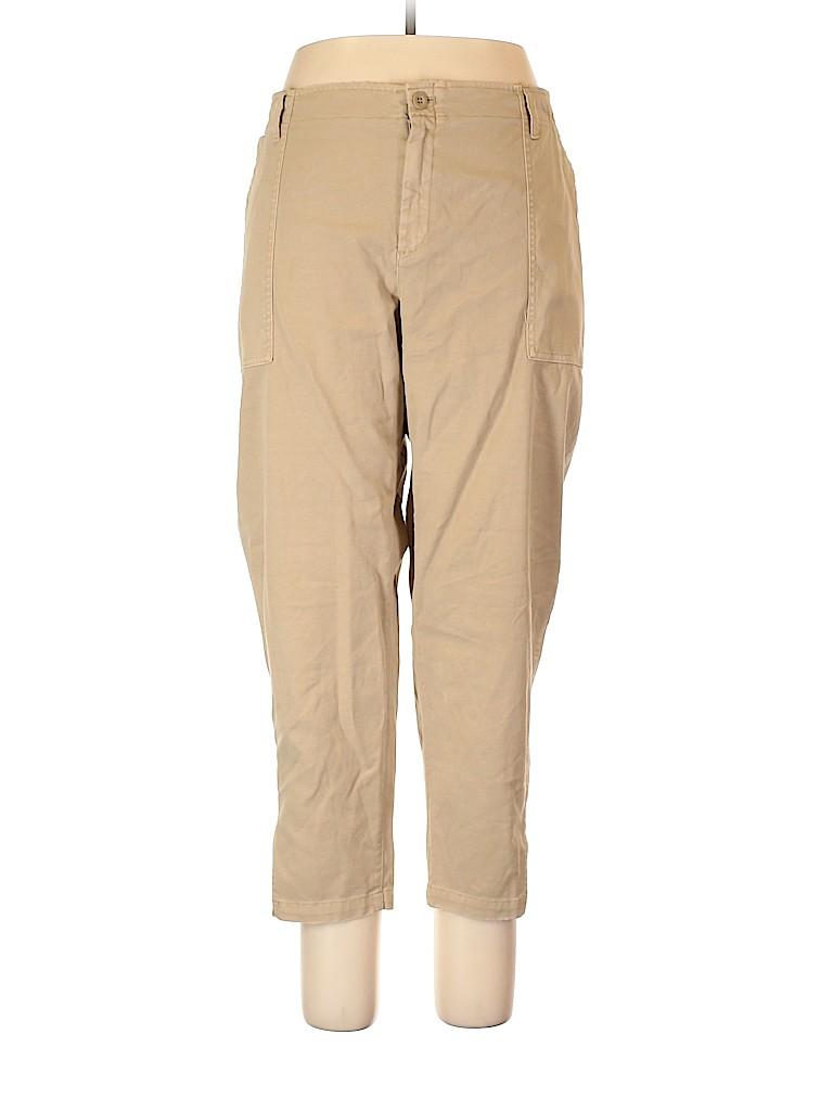 Gap Women Casual Pants Size 20 (Plus)