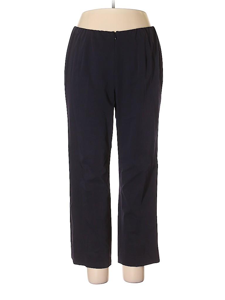 Doncaster Women Dress Pants Size 16w