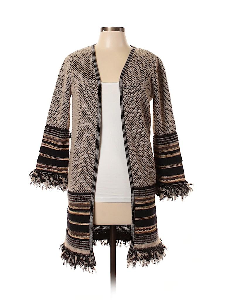M Missoni Women Wool Cardigan Size 2