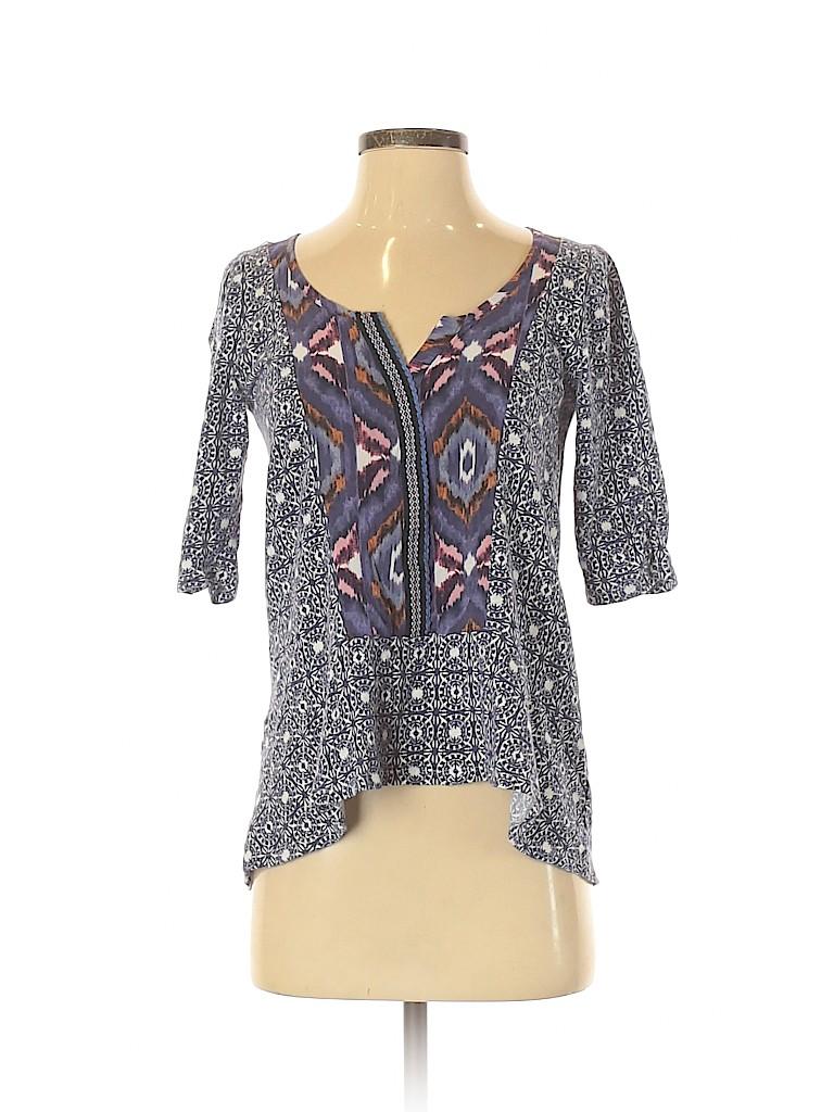 Akemi + Kin Women 3/4 Sleeve Blouse Size S