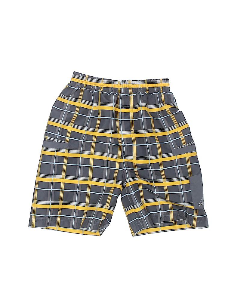 Adidas Boys Cargo Shorts Size 4