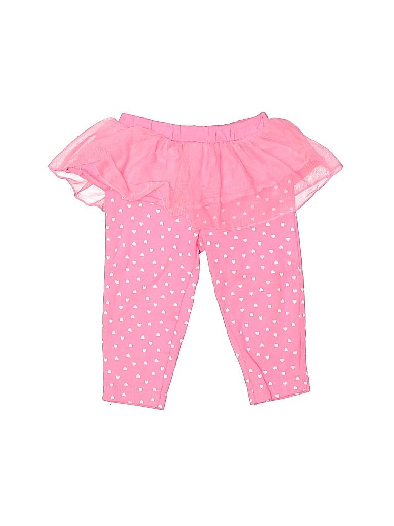 Carter's Girls Leggings Size 12 mo