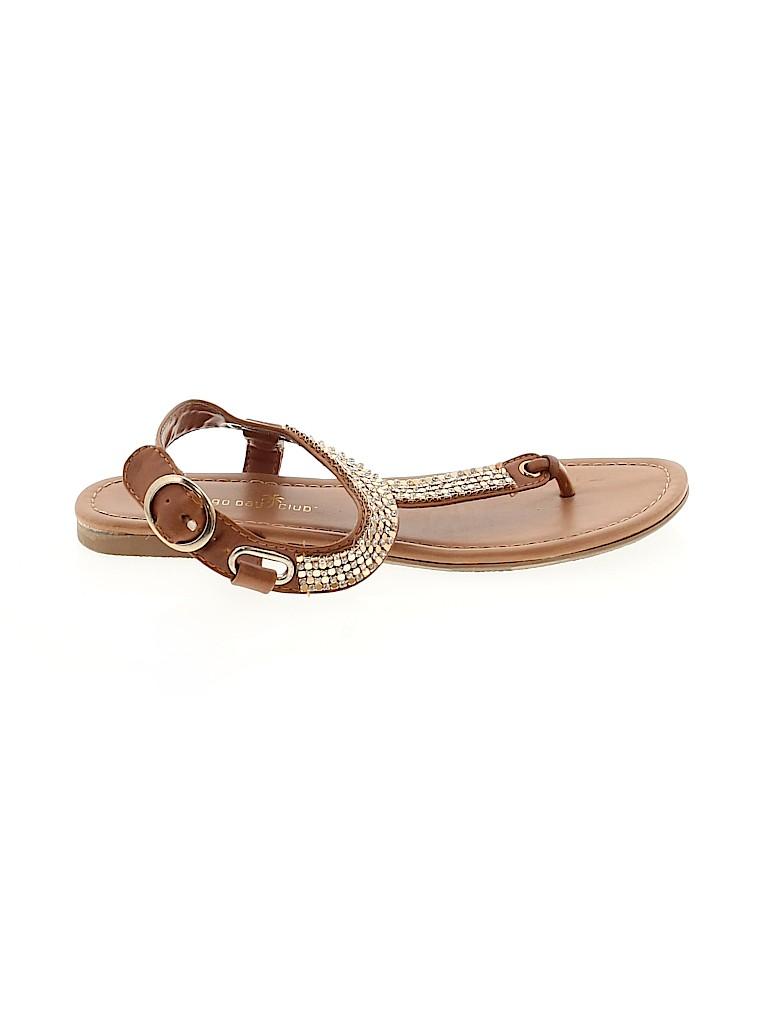 Montego Bay Club Women Sandals Size 6 1/2