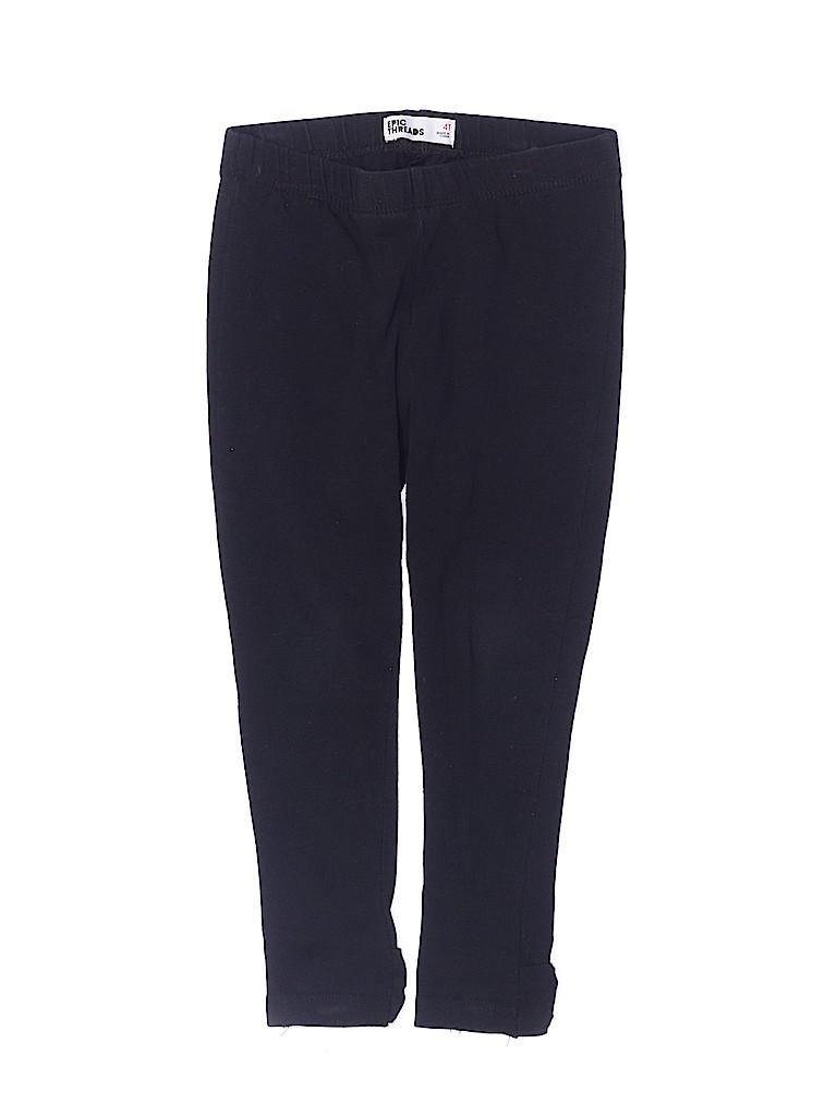 Epic Threads Girls Leggings Size 4T