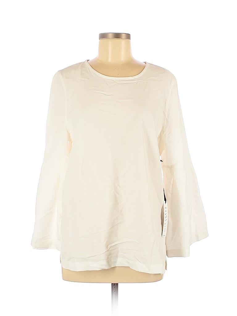 Parker Smith Women 3/4 Sleeve Blouse Size M