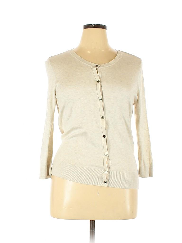 Halogen Women Cardigan Size XL