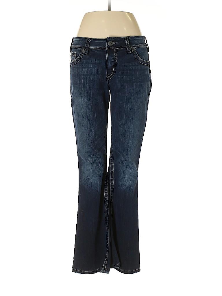 Silver Jeans Co. Women Jeans 31 Waist