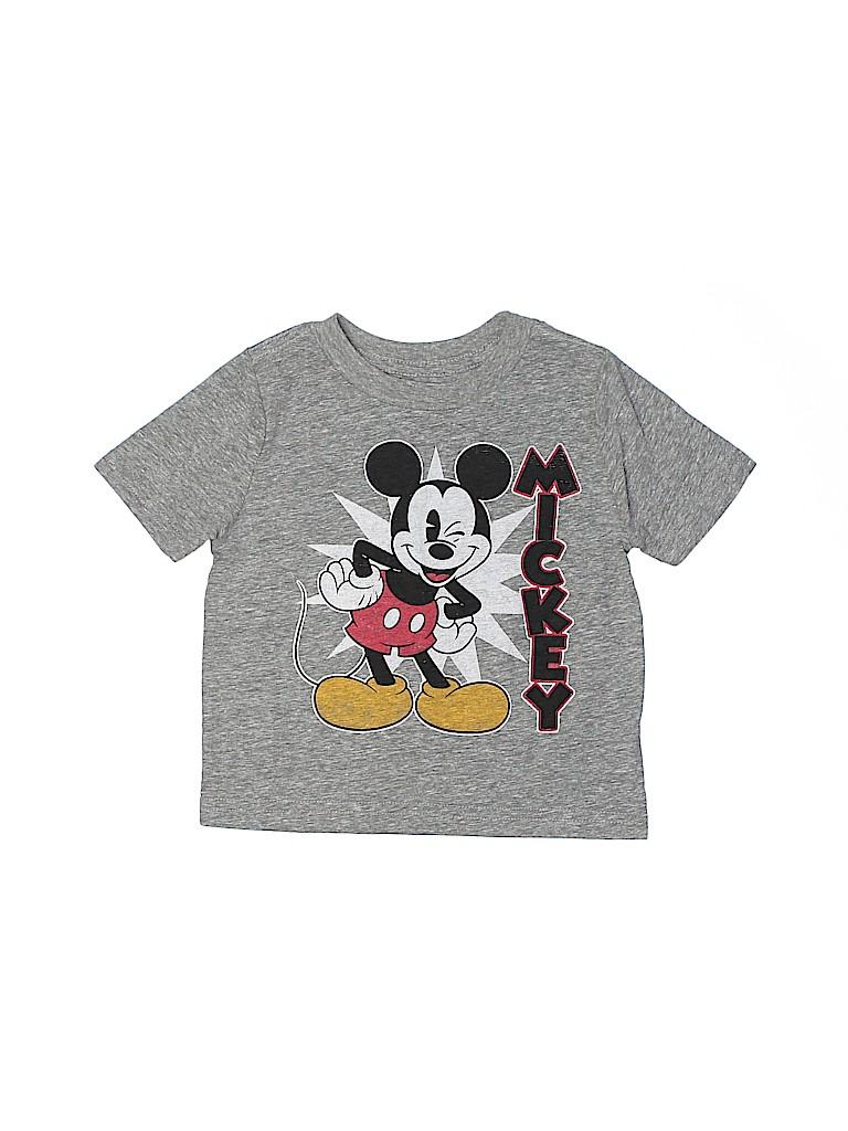 Disney Girls Short Sleeve T-Shirt Size 18 mo